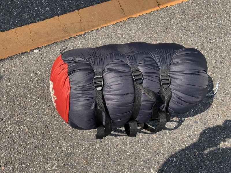 「バロウバッグ#0」は車中泊にオススメの寝袋!