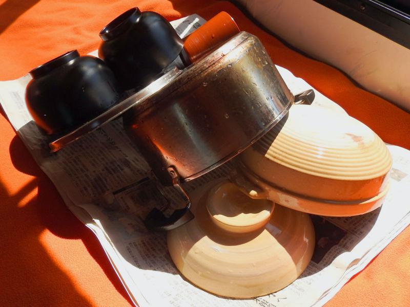 土鍋の取り扱い&保管方法